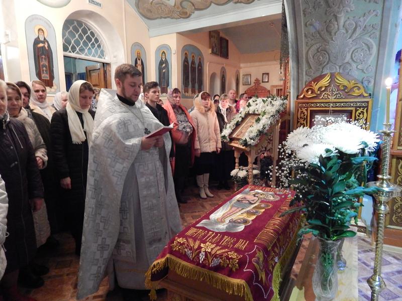 Пасхальные торжества в Свято-Никольском храме г. Клинцы