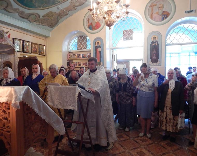 Вознесение Господне в Клинцовском благочинии